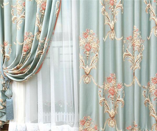 窗帘布料有哪些常见材质
