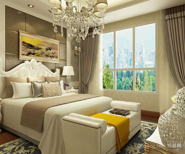 欧式卧室装饰特点