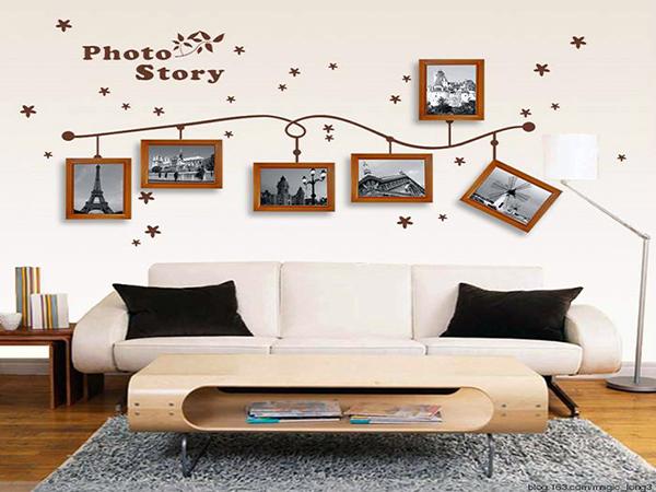 客厅背景墙美化技巧