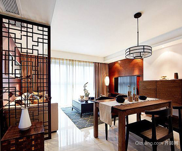 中式风格装饰选择