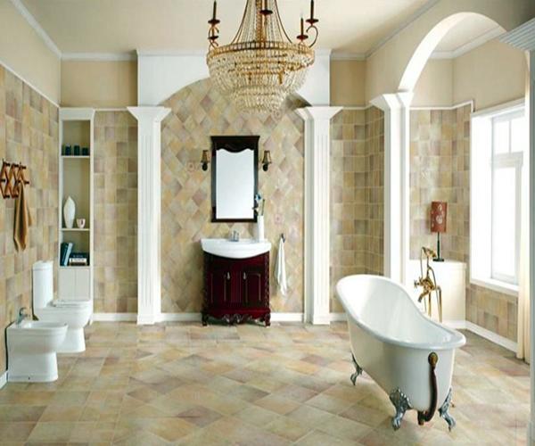 达芬奇瓷砖优势