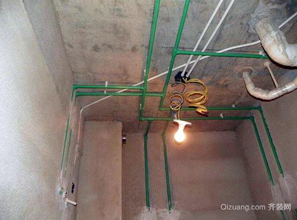 改造卫生间水管方法