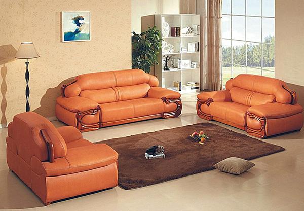 皮沙发怎么去除污渍