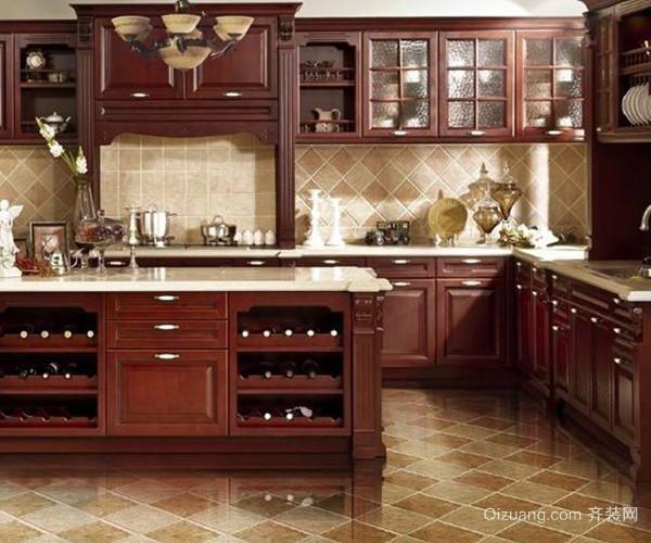 如何为家居打造中式厨房