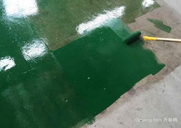 水泥地刷油漆的步骤详解