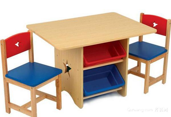 儿童书桌椅挑选的标准