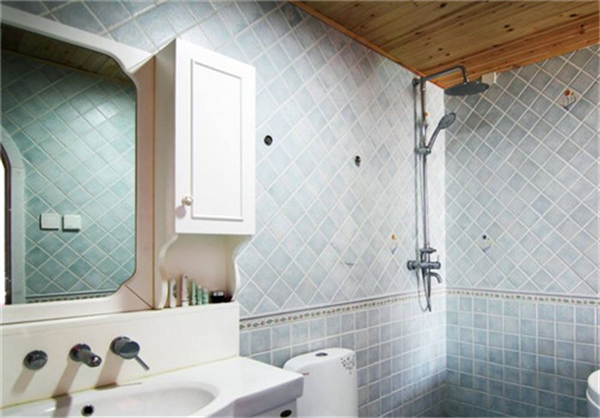 廊坊装潢公司解析卫生间瓷砖选购技巧