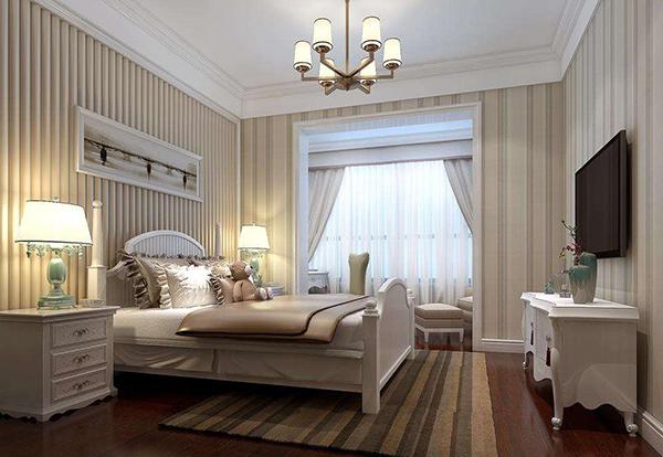 卧室灯具布置三要诀 天天充满温馨