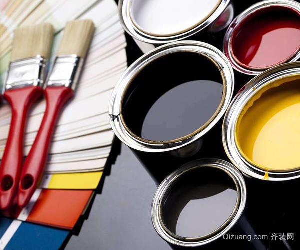 清洗衣物油漆方法