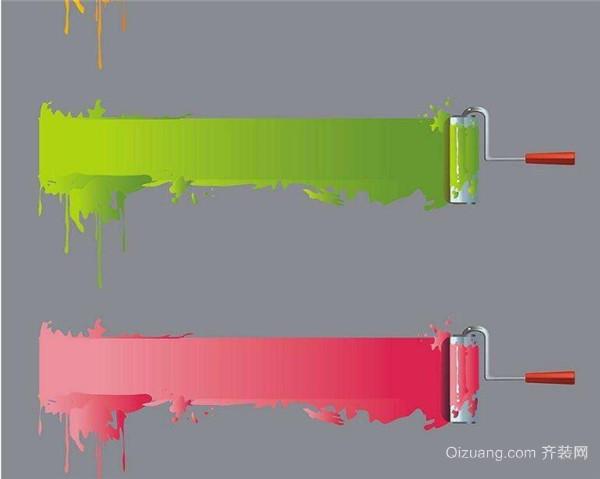 油漆的常见施工工艺