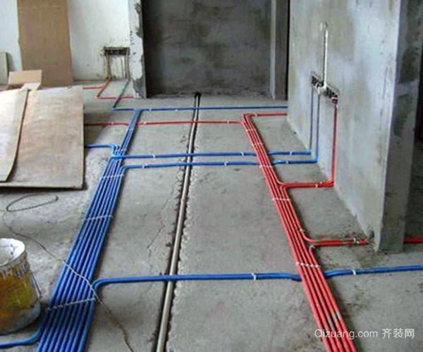 二手房拆改更换水管电线