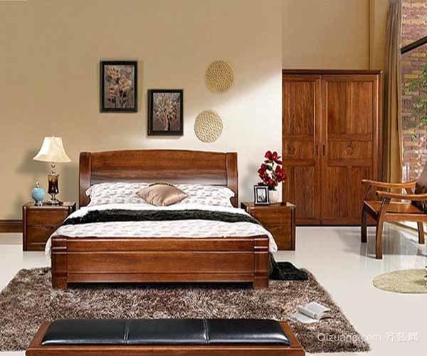 卧室的床怎么摆放风水好