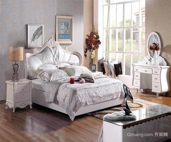 卧室的床怎么摆放