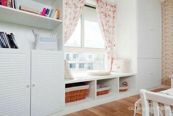 详解卧室收纳柜实用之处有哪些