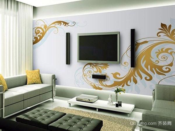 详解小窍门之如何搭配客厅电视背景墙