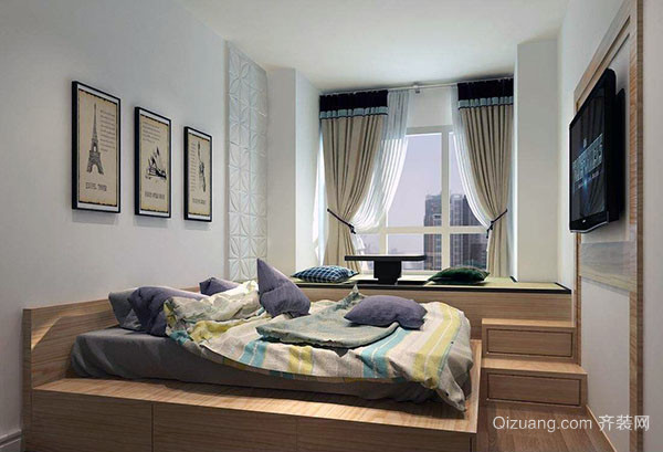 小卧室怎么装修