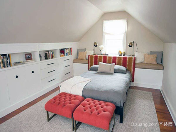 10平米卧室怎么装修