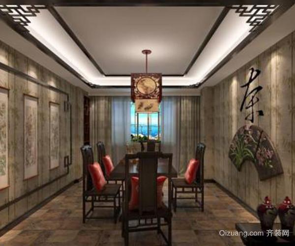 中式茶楼有哪些风格装修