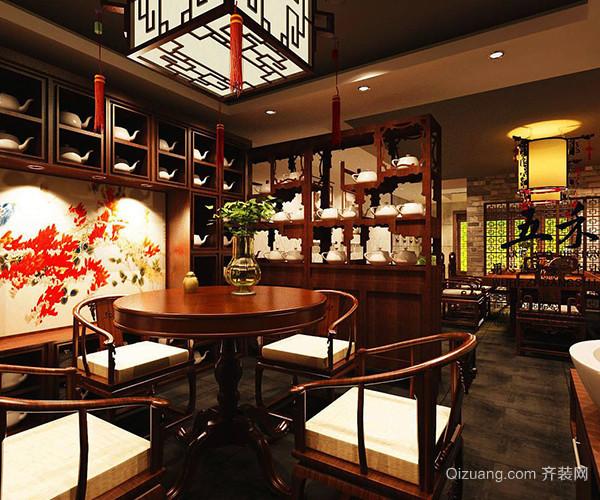 中式茶楼如何布局