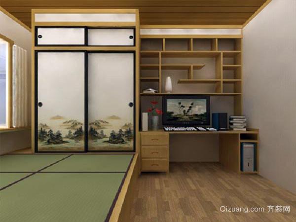 设计现代榻榻米卧室的注意要点有哪些