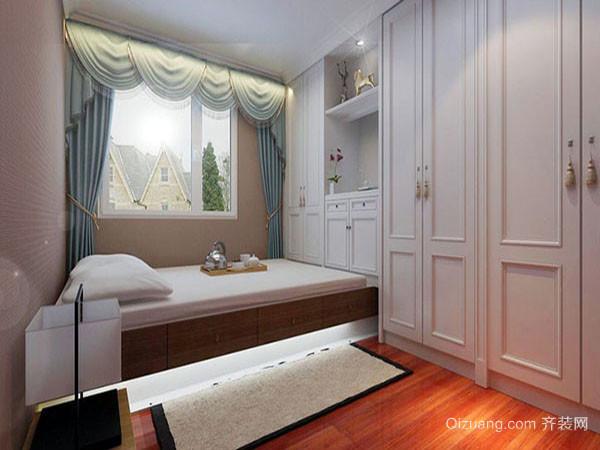 设计现代榻榻米卧室注意要点有哪些