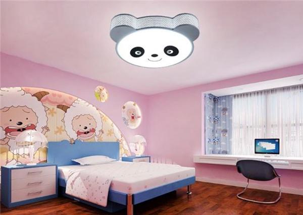 儿童卧室照明