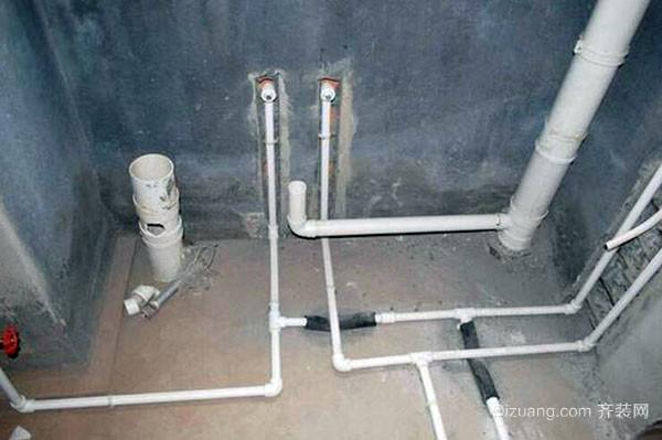 解决墙体内水管漏水方法
