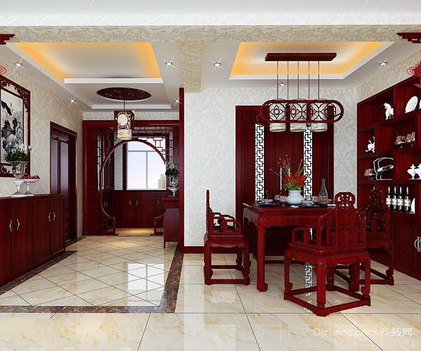 中式古典风格装修有哪些特点