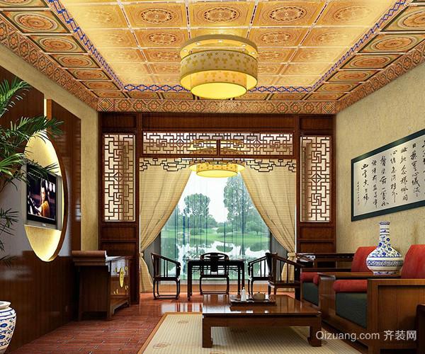 中式古典风格特点