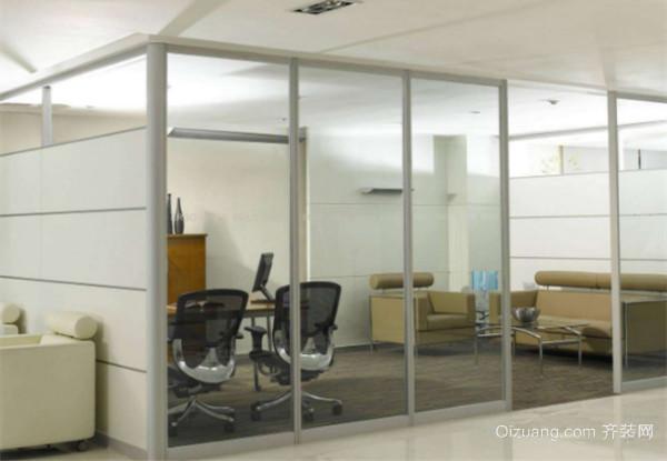 玻璃隔断安装步骤