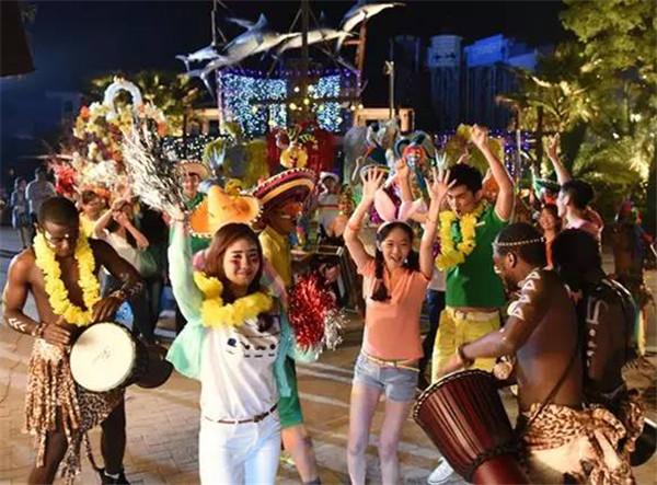 重庆欢乐谷夜场游玩攻略