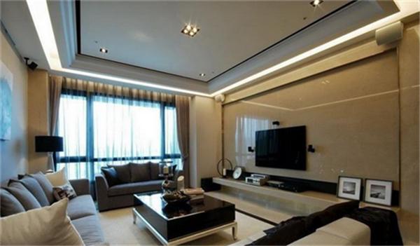 玻璃电视背景墙如何设计