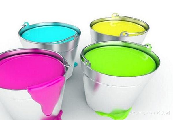 油漆调色的技巧