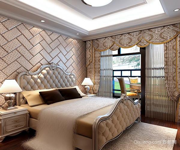 简欧卧室家具