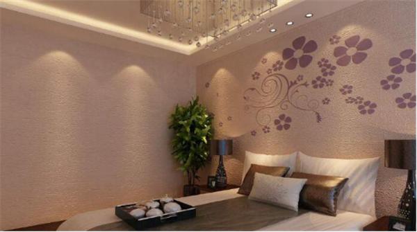 硅藻泥墙面装修效果图