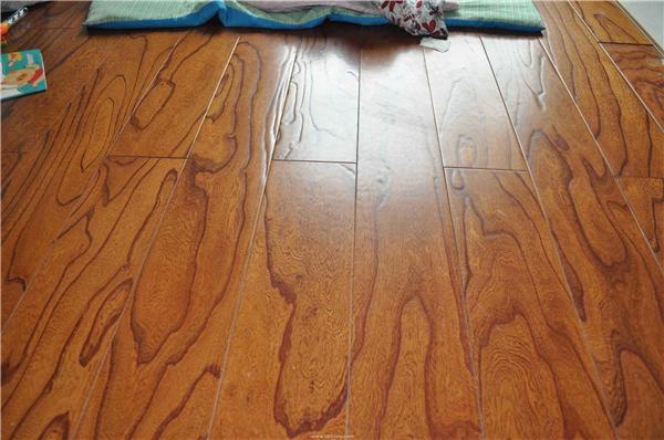 实木复合地板装修效果图