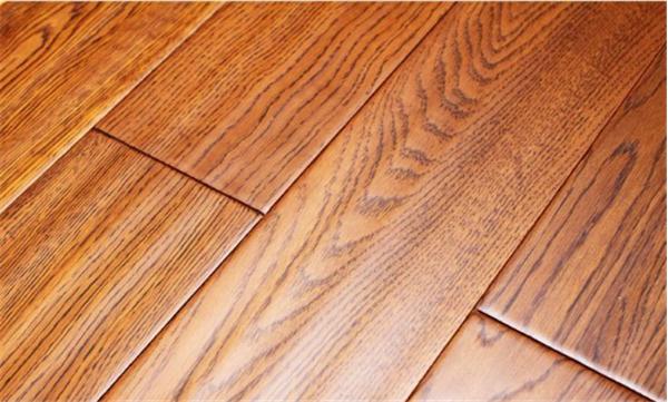 桃花芯木实木地板