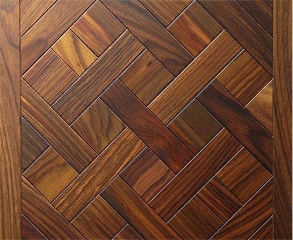 亚花梨实木地板