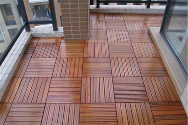 防腐木地板装修效果图