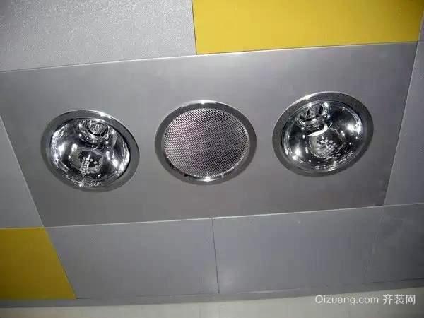 浴霸安装注意事项 选购时要重视