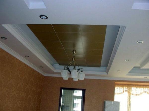 详解石膏板吊顶安装的方案有哪些 吊顶施工早知道