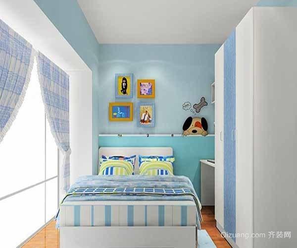 关于儿童房窗帘的风水讲究