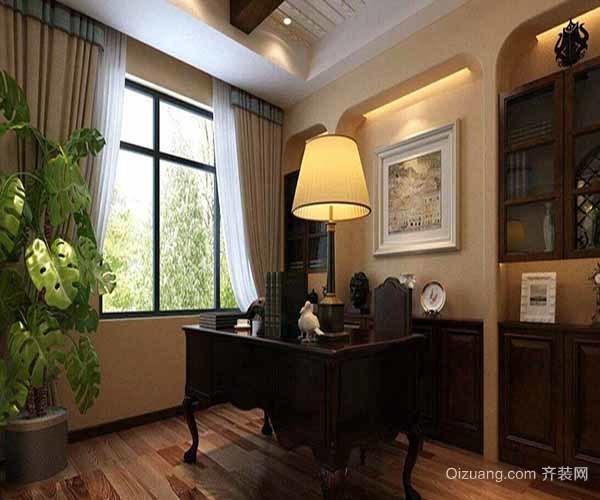 书房的窗帘如何选择