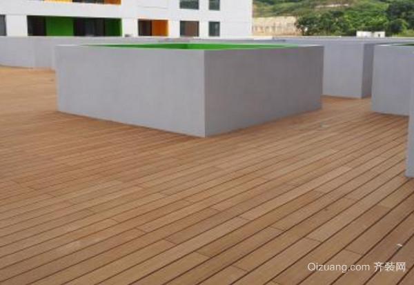 装修流程 施工阶段 木工 > 塑木地板怎么安装 过程是怎样的呢   现代