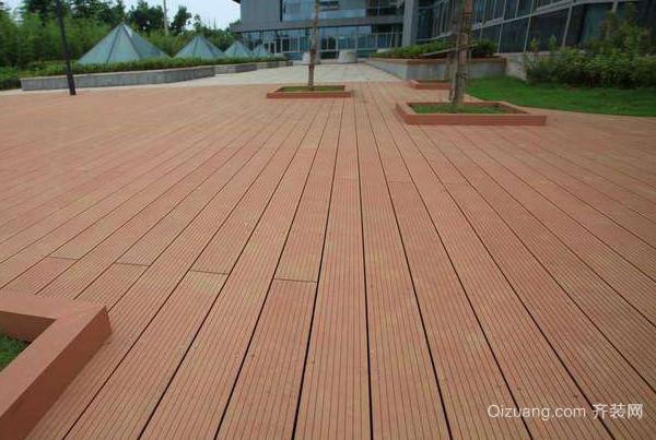 塑木地板安装过程是怎样的