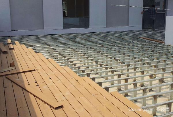 塑木地板怎么安装