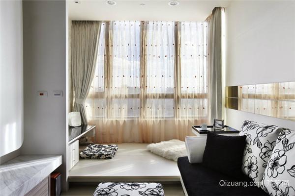 現代簡約客廳窗簾選什么顏色好 各有什么優點呢