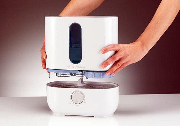 选购超声波加湿器的方法
