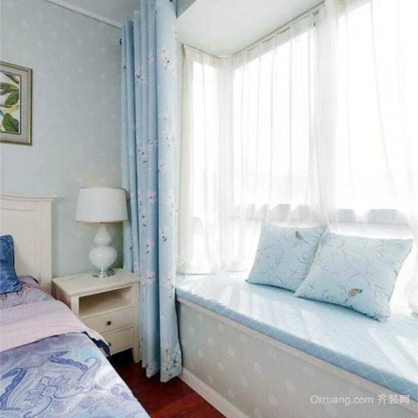 了解安装飘窗窗帘的方案有哪些 安装方法早知道