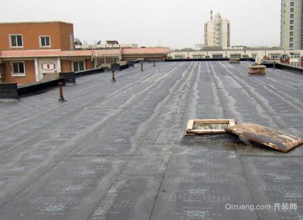 屋面防水材质各自特点有哪些